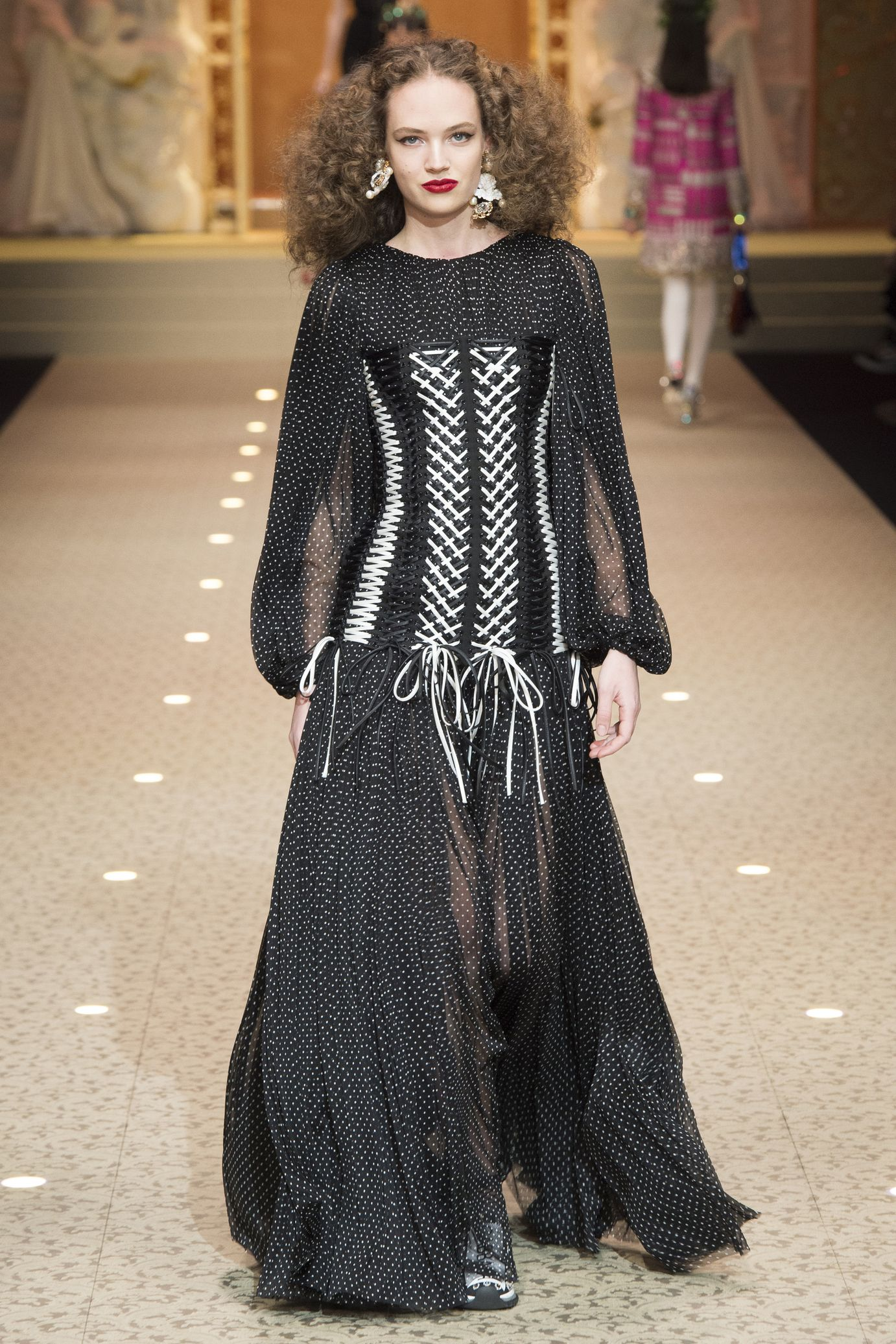 Défilé Dolce \u0026 Gabbana prêt,à,porter femme automne,hiver 2018,2019 Femme