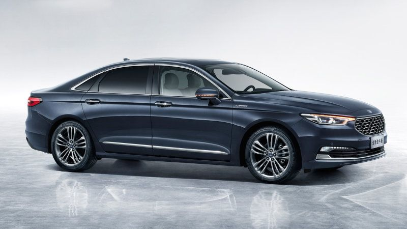 The Chinese Ford Taurus Got A Facelift For 2020 Ford Taurus Ford Mustang Bullitt