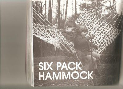 Six Pack Hammock Plastic Rings Crafts Recycling Fun Plastic Ring