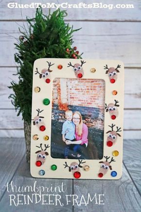 Preschool christmas gift ideas homemade
