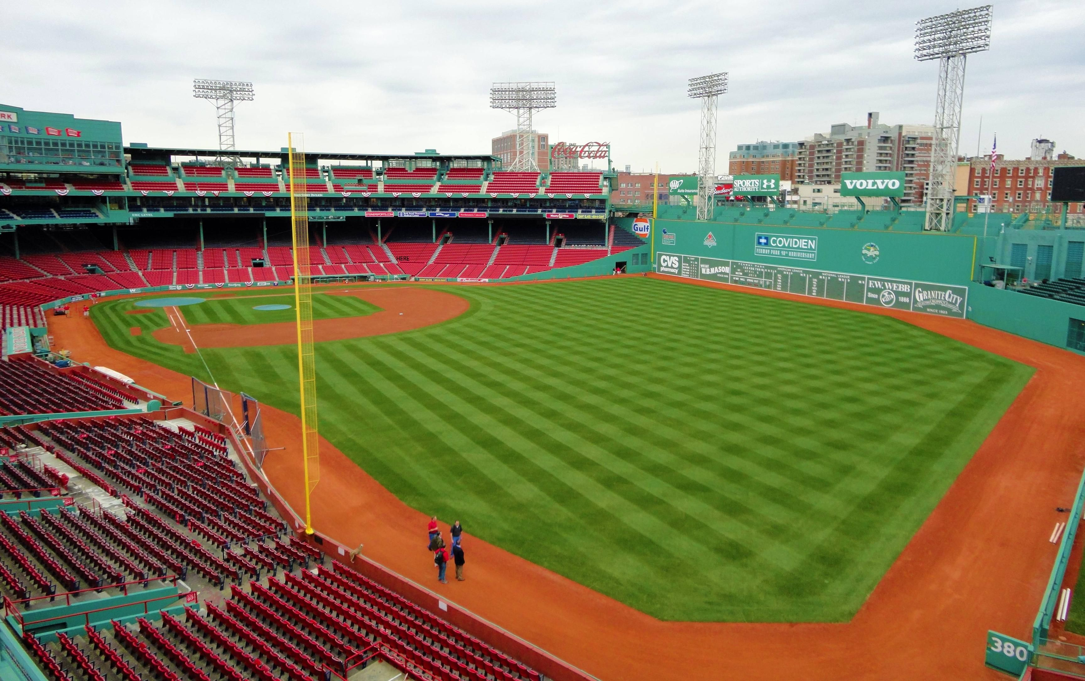 25 American sports venues that can't possibly disappoint