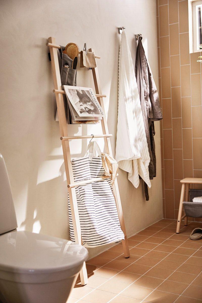 Vilto Handtuchstander Birke Ikea Deutschland In 2020 Aufbewahrung Fur Kleines Badezimmer Wohnung Badezimmer Dekoration Badezimmer Aufbewahrungssysteme