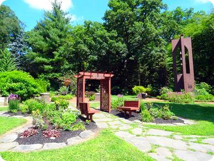 canton garden center bell tower - Canton Garden