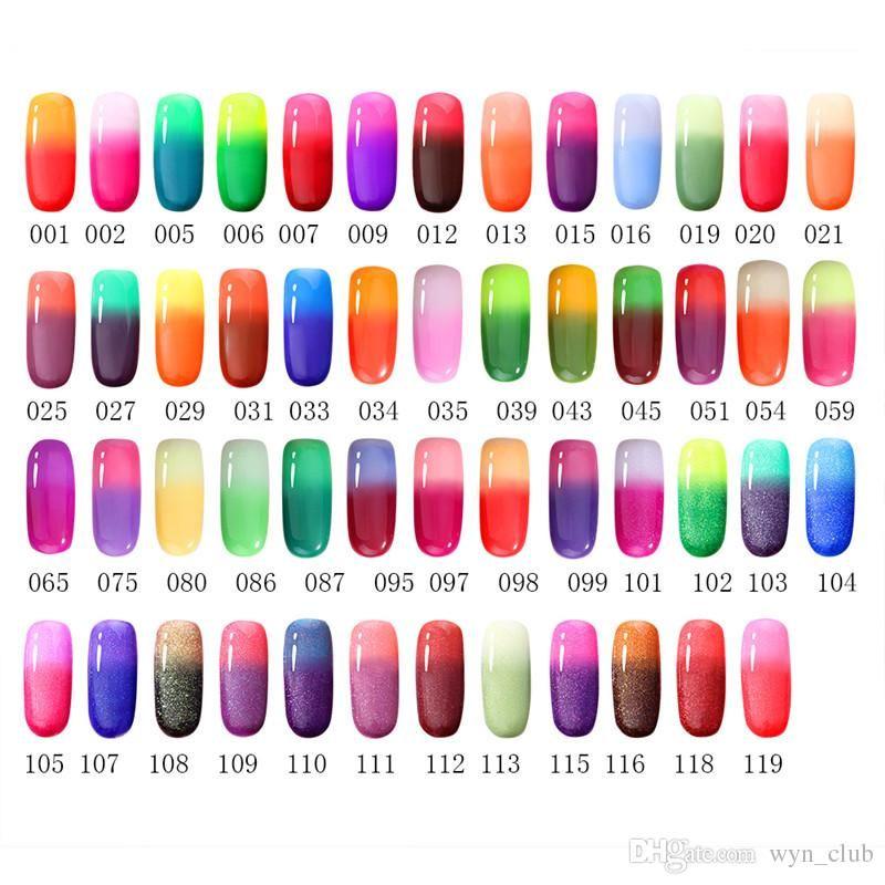 Image result for mood nails | China | Pinterest | Gel nail polish