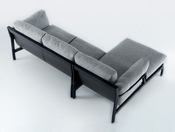 Tufted Sofa boxx seater sofa and boxx chair with nel and len tables and stools