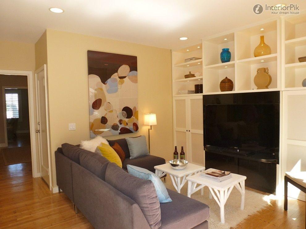 Small Room Big Tv Ideas Novocom Top