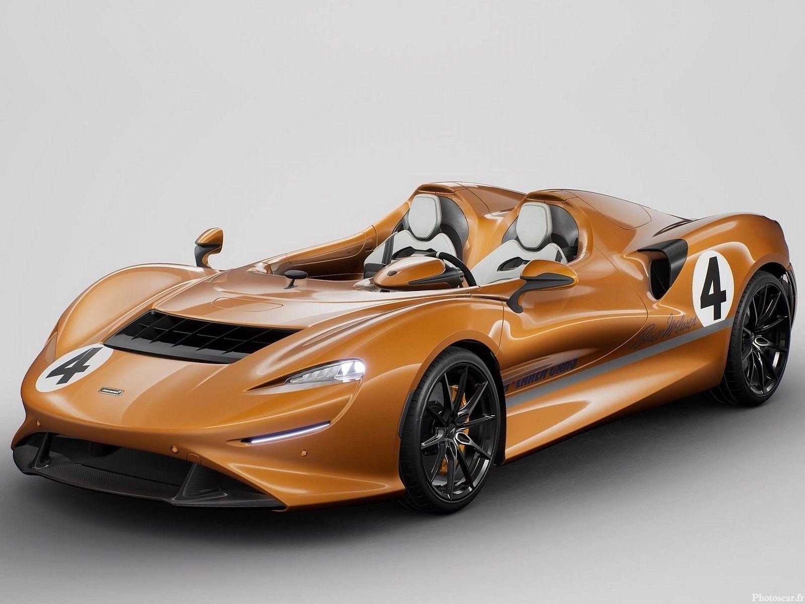 McLaren Elva M6A Theme by MSO 2021 Couleur officielle de