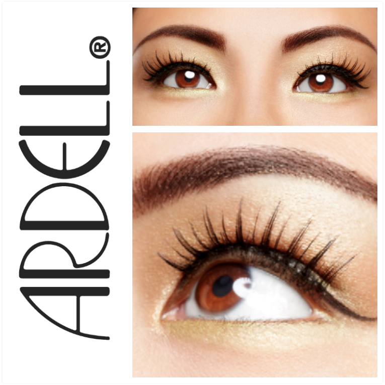 7cb283c9f74 Add some serious spike with Ardell's Demi Pixie lashes to achieve a  striking day look that