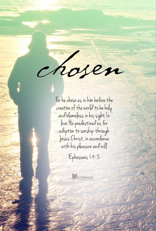 Ephesians 1:4-23