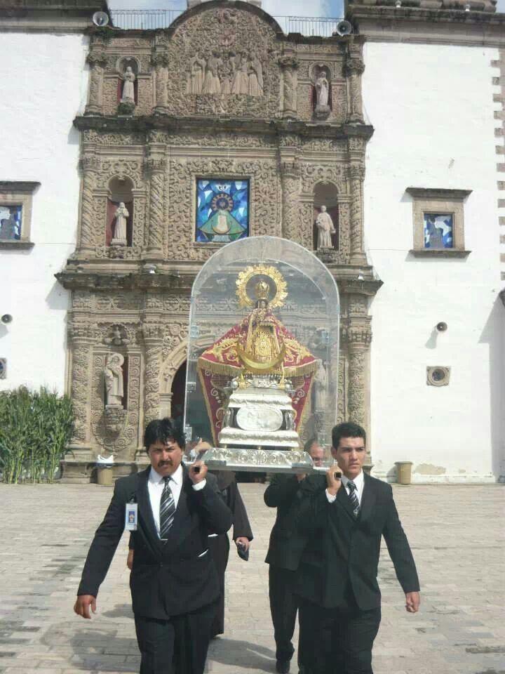 Nuestra Se 241 Ora De La Candelaria De Santa Anita Jalisco