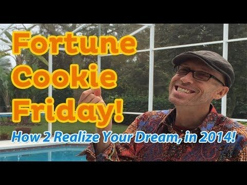 How 2 Realize Your Dream, In 2014!