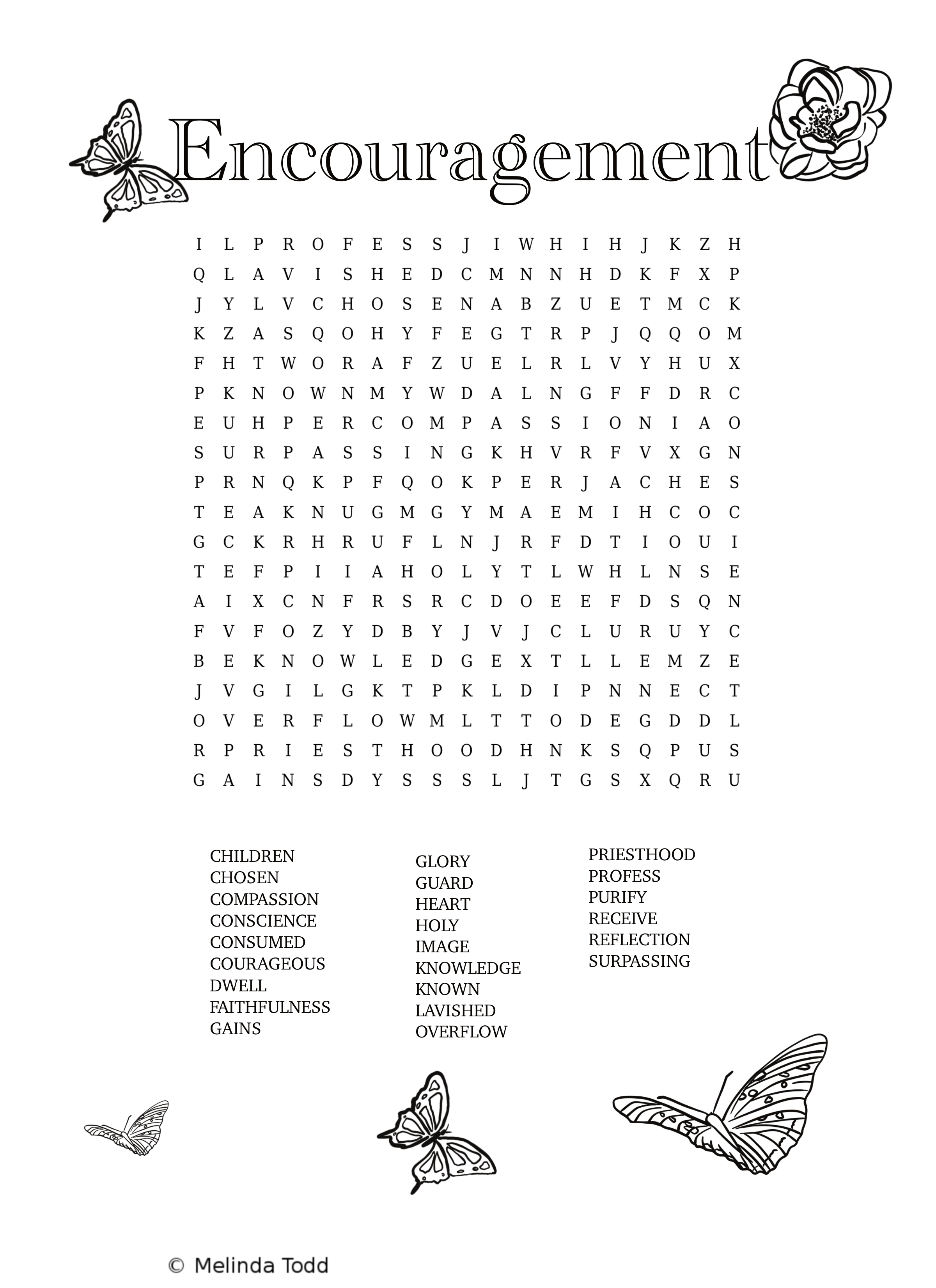 Christian Word Search Word Puzzles For Kids Bible Word Searches Free Printable Word Searches