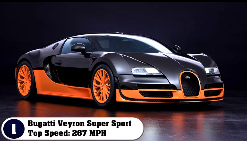 Fastest Cars In The World 2014 Top 10 Http Www