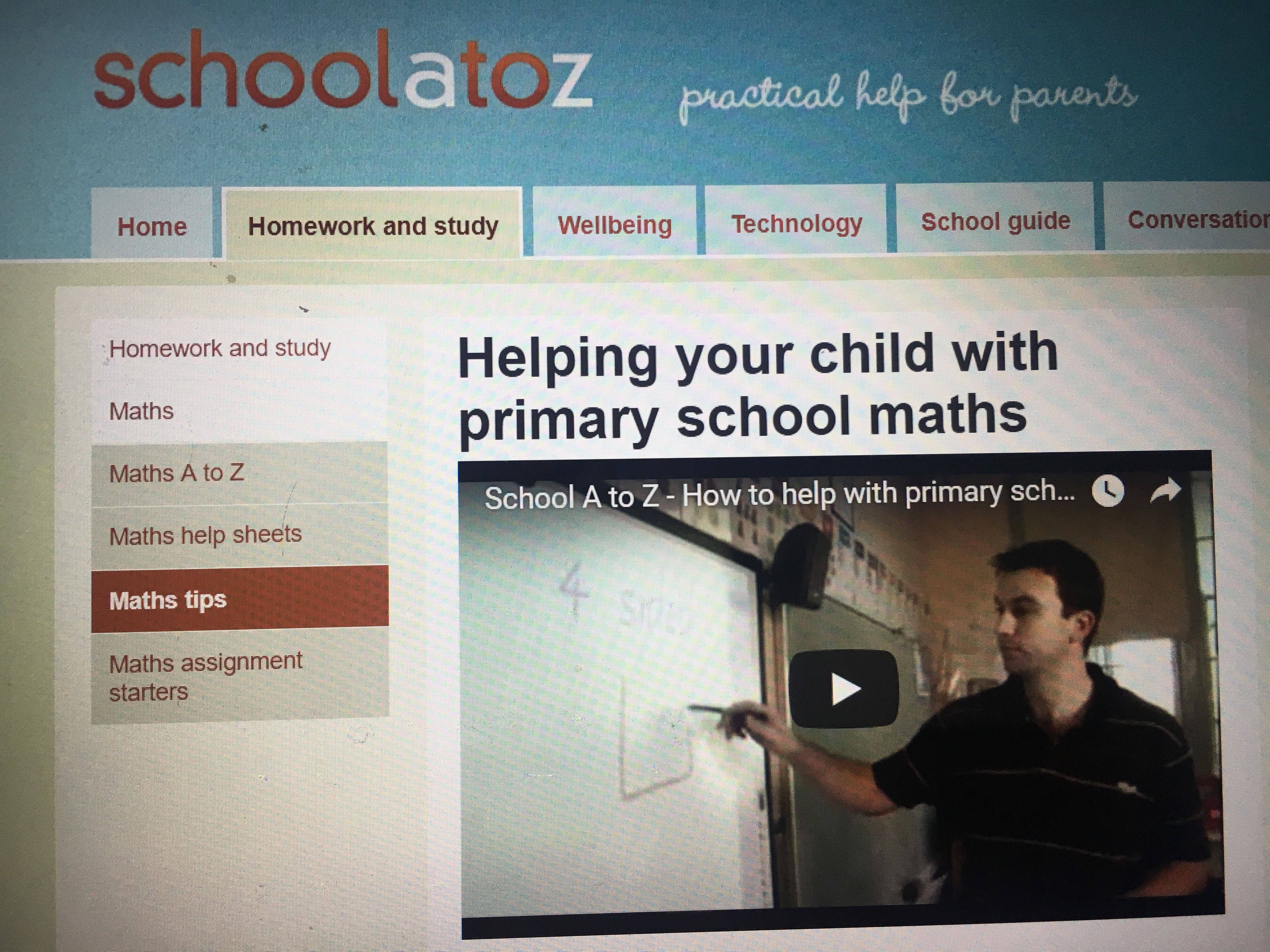Helping Your Child With Primary School Maths