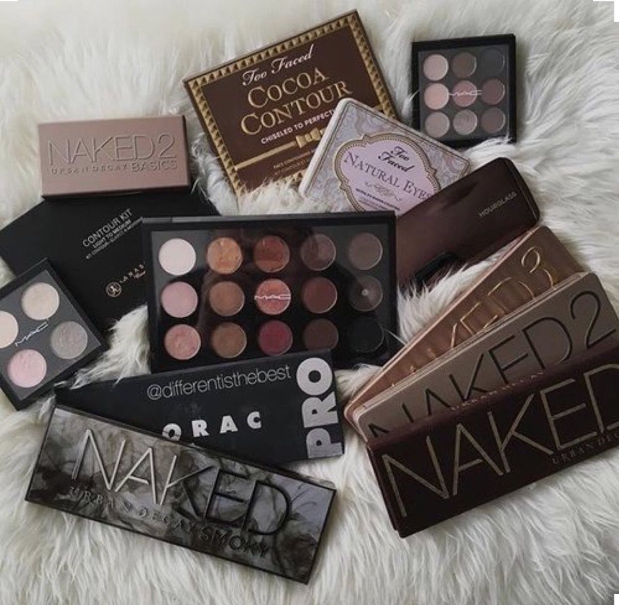 Eyeshadow Palettes All Day ♥