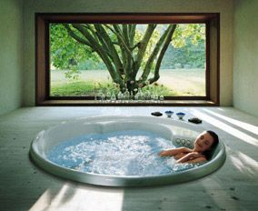 A Jacuzzi Bathtub?? YES PLEASE!