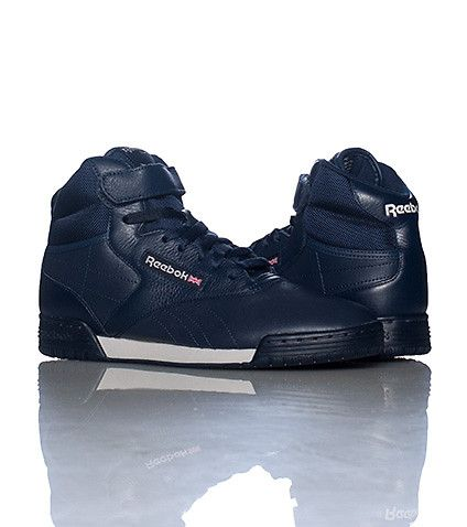 reebok exofit hi black men
