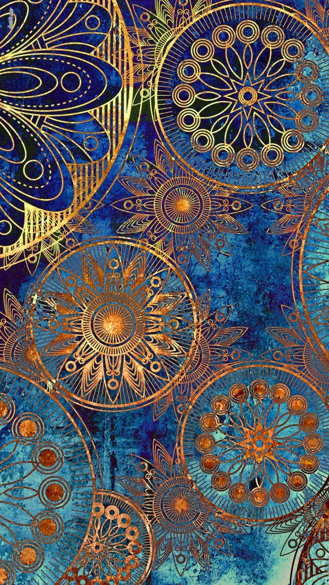 Mandala wallpaper | Wallpapers | Pinterest | Mandala ...