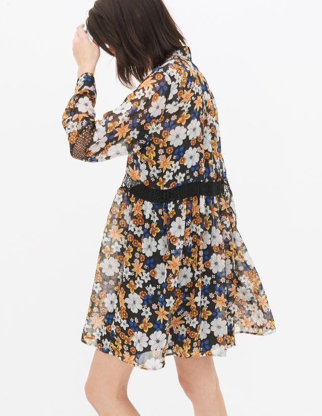 Robes pour Femme  la collection de Robes Sandro Paris à découvrir