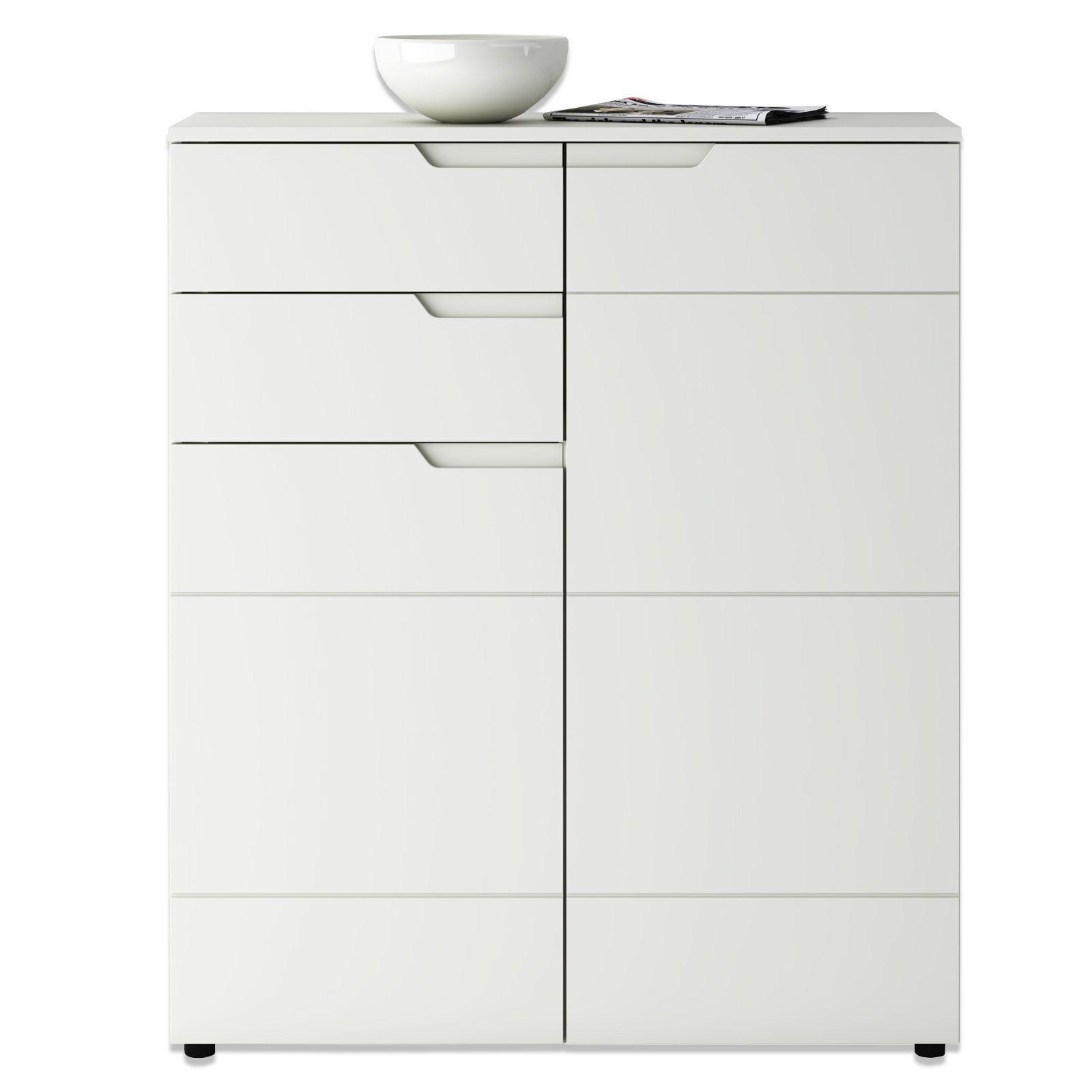 Schau Mal Was Ich Bei Roller Gefunden Habe Kommode Weiss Hochglanz 100x120 Cm Filing Cabinet Decor Storage