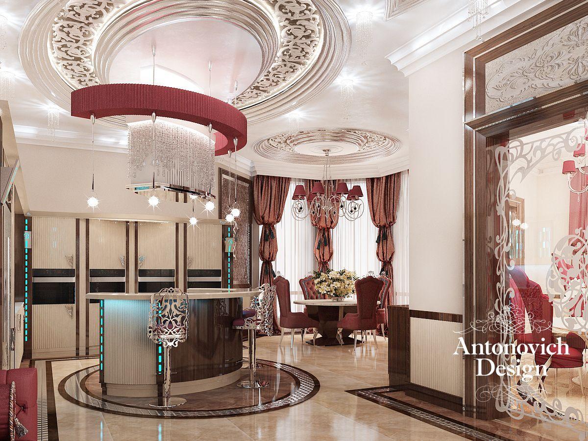 Kitchens dubai from antonovich design -  Http Antonovich Design