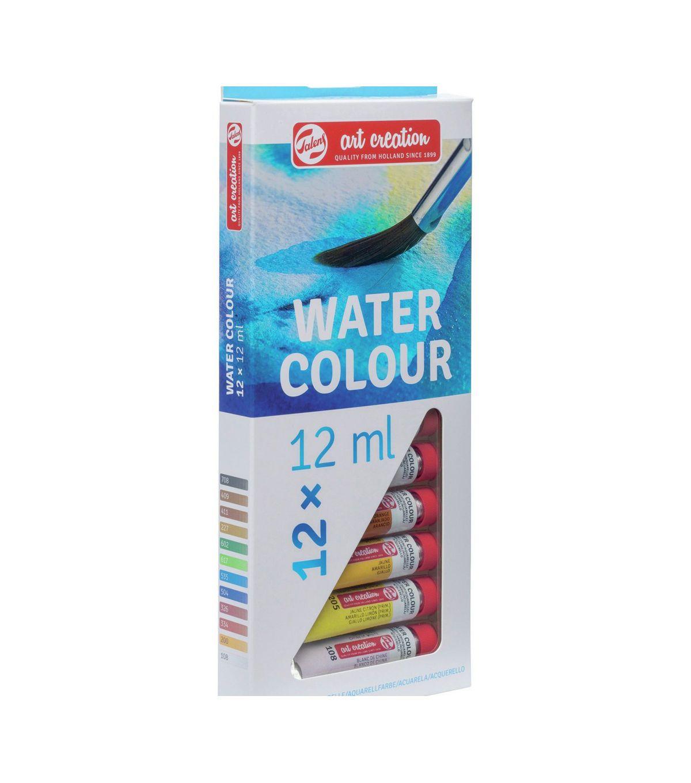 Talens Art Creation 12ml Watercolour Set 12 Pkg Watercolor