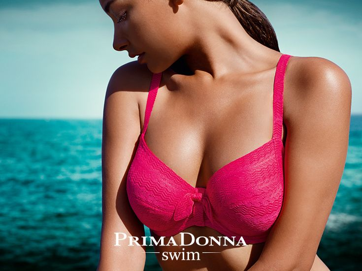 primadonnaswim pi a colada in hot pink swimwear marie. Black Bedroom Furniture Sets. Home Design Ideas