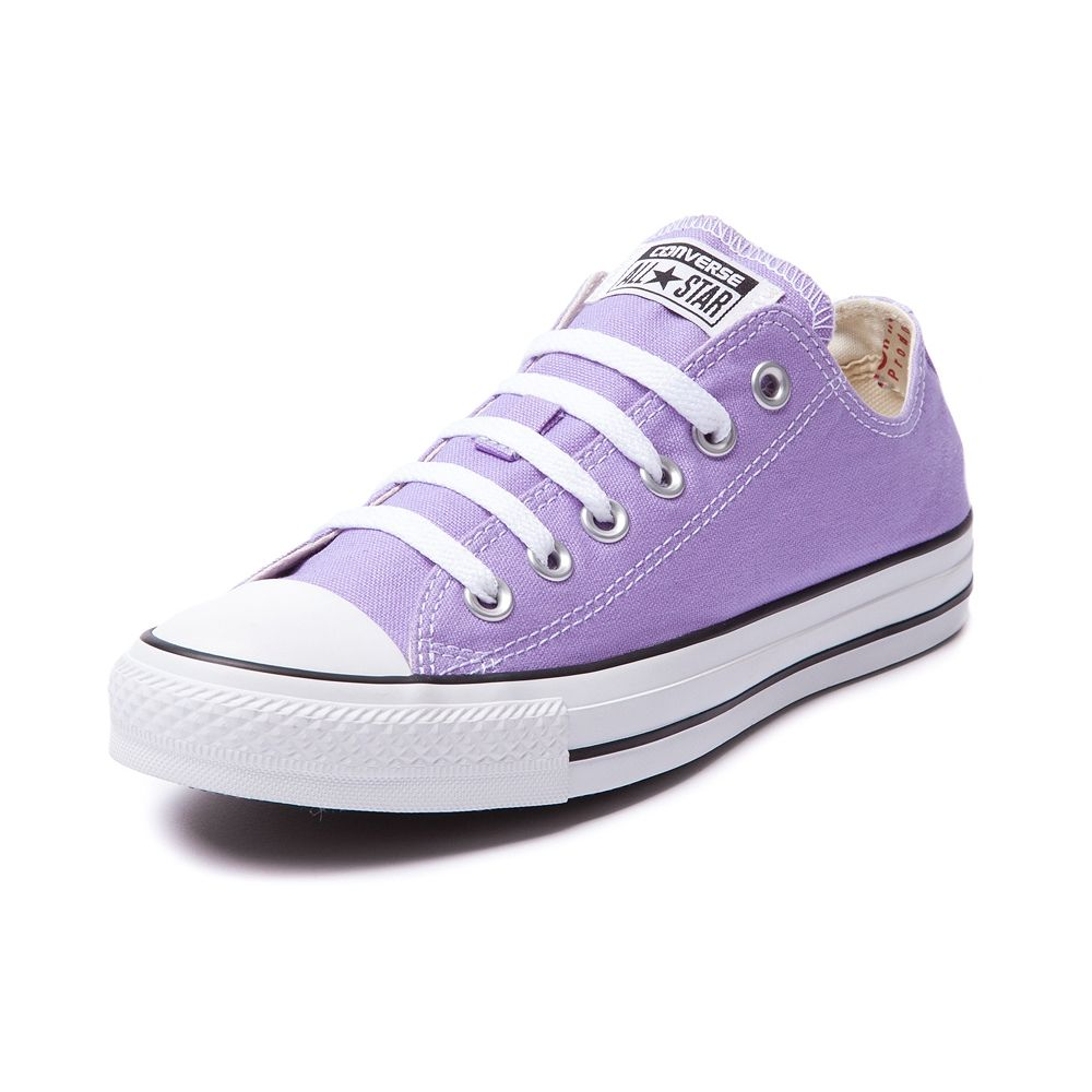 Newest Converse Chuck Taylor All Star Ox W Purple Womens Trainers Outlet UK1194