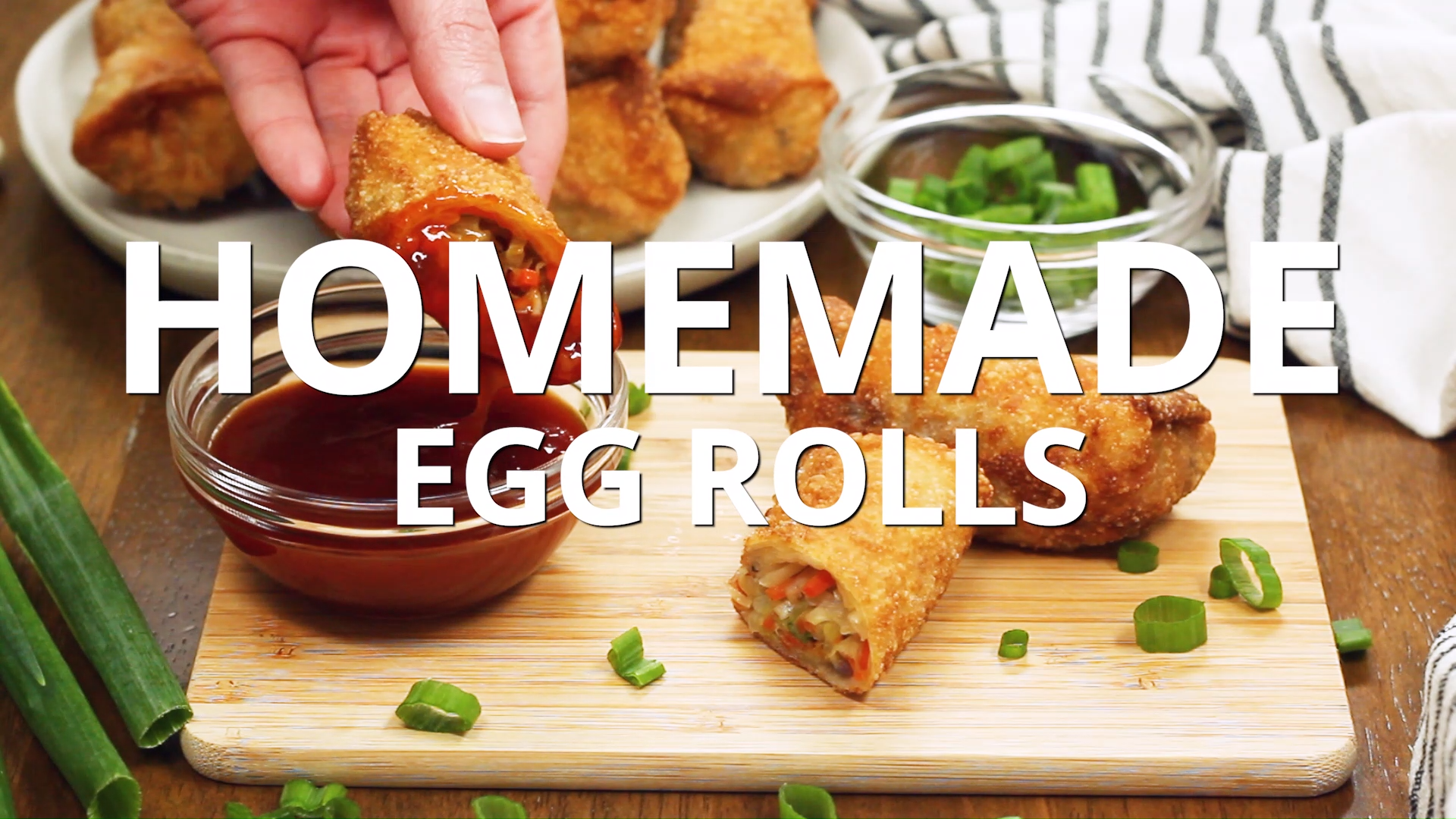 Photo of How to Make Homemade Egg Rolls