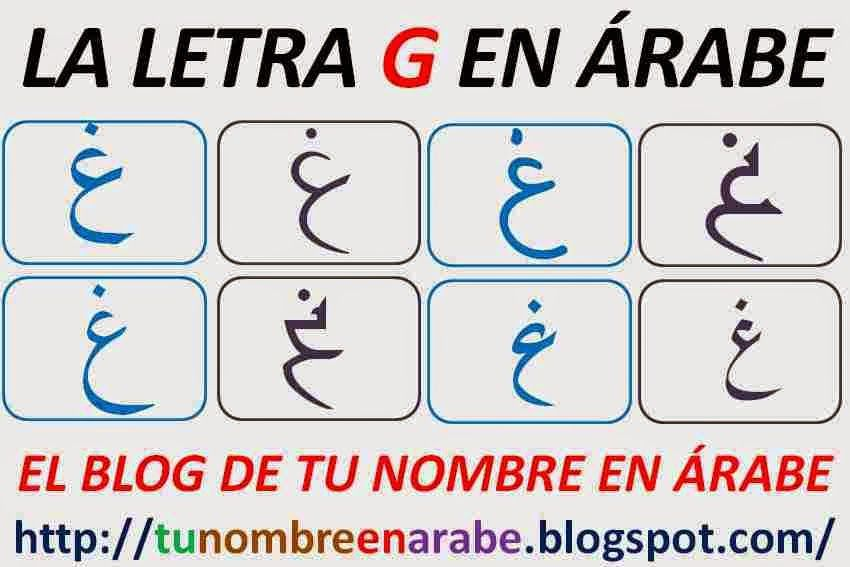 Nombres En Arabe G Nombres En Arabe Letras Para Tatuajes