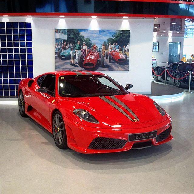 Stunning Rosso Scuderia 430 Scud New In Stock Joemacari