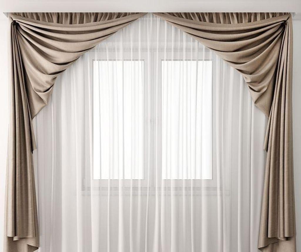 37 Cute Curtains Decor Ideas To Copy Now Curtain Decor Home Curtains Curtain Inspiration