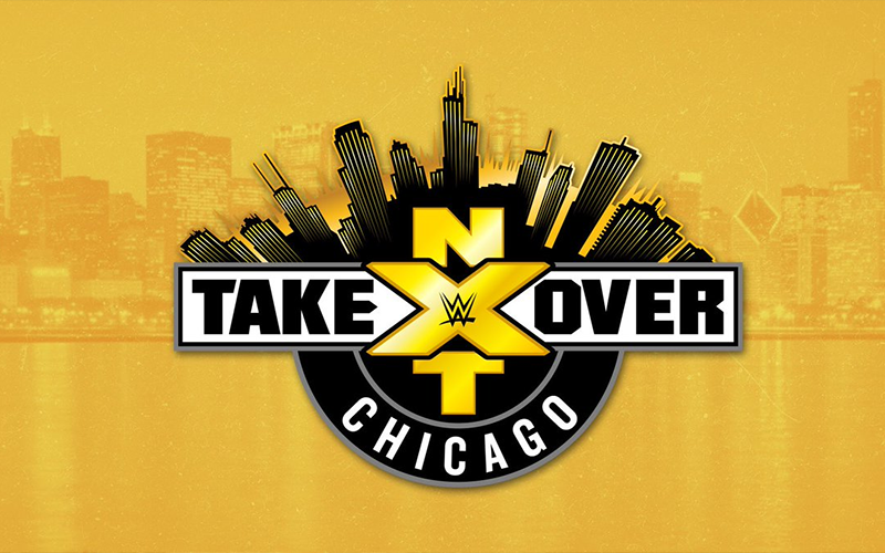 Nxt Takeover Chicago Event Announced Nxt Takeover Chicago Wwe Events
