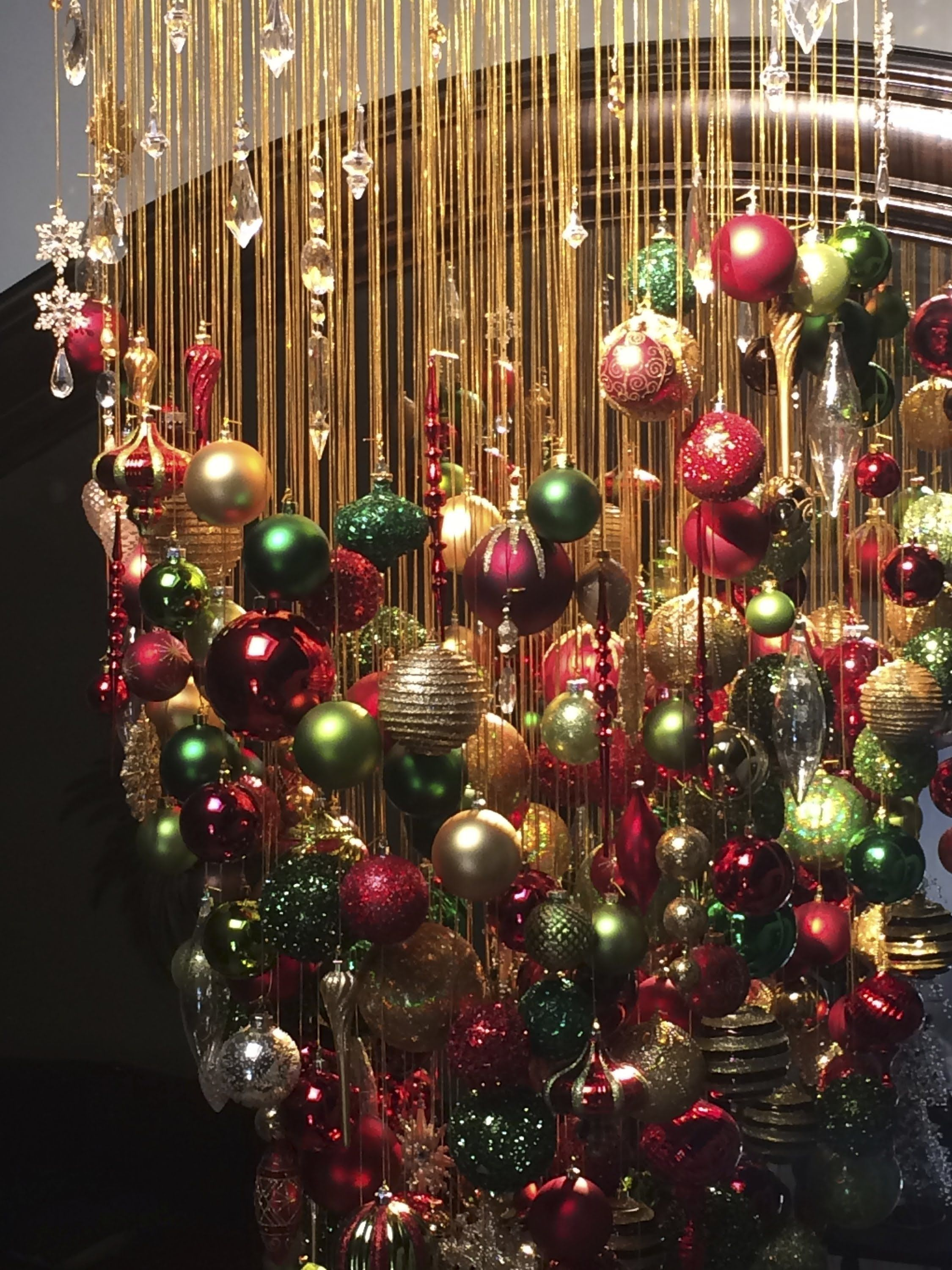 christmas decorations home tour 2013 by interior designer - Designer Christmas Decorations