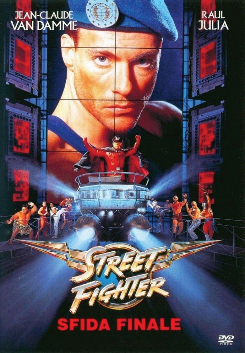 Street Fighter 1994 Film Complet En Francais Streetfighter Completa Peliculacompleta Pelicul Street Fighter Street Fighter Movie Street Fighter Film