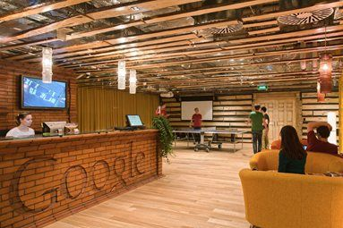 Google Office Moscow, Mosca, 2010