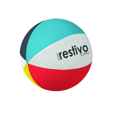 4175 Beach Ball Shape Stress Reliever With Images How To