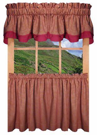 gingham kitchen curtains   Decoracion   Pinterest   Kitchen ...