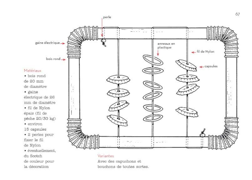 Musique à construire - 80 instruments de musique à fabriquer Agnès - Couleur Des Fils Electrique