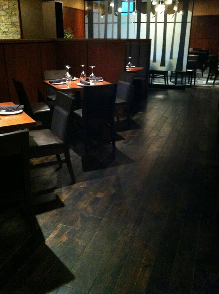 Alder Flooring In A Restaurant Protected With Wood Wax Finish 3161