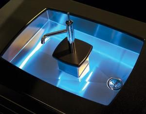 Elkay 360 Degree Island Sink   Great Entertainment Sink