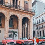 One of those memories you just can't put into words ❤️ *Ad / Anzeige Vintage cars in the beautiful and chaotic streets of Havana.
