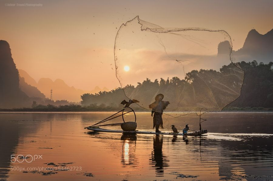 Popular on 500px : Catching the Sunrise by julvar