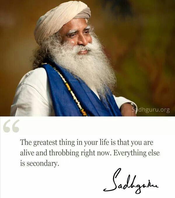 Sadhguru Mystic Quotes Positive Quotes Motivation Zen Quotes