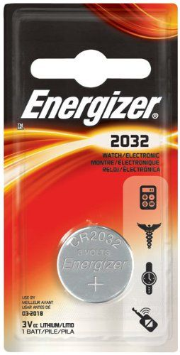 energizer products battery 3 volt lithium coin sold as 1 pk lithium battery is pretested for watches calculators and solid state