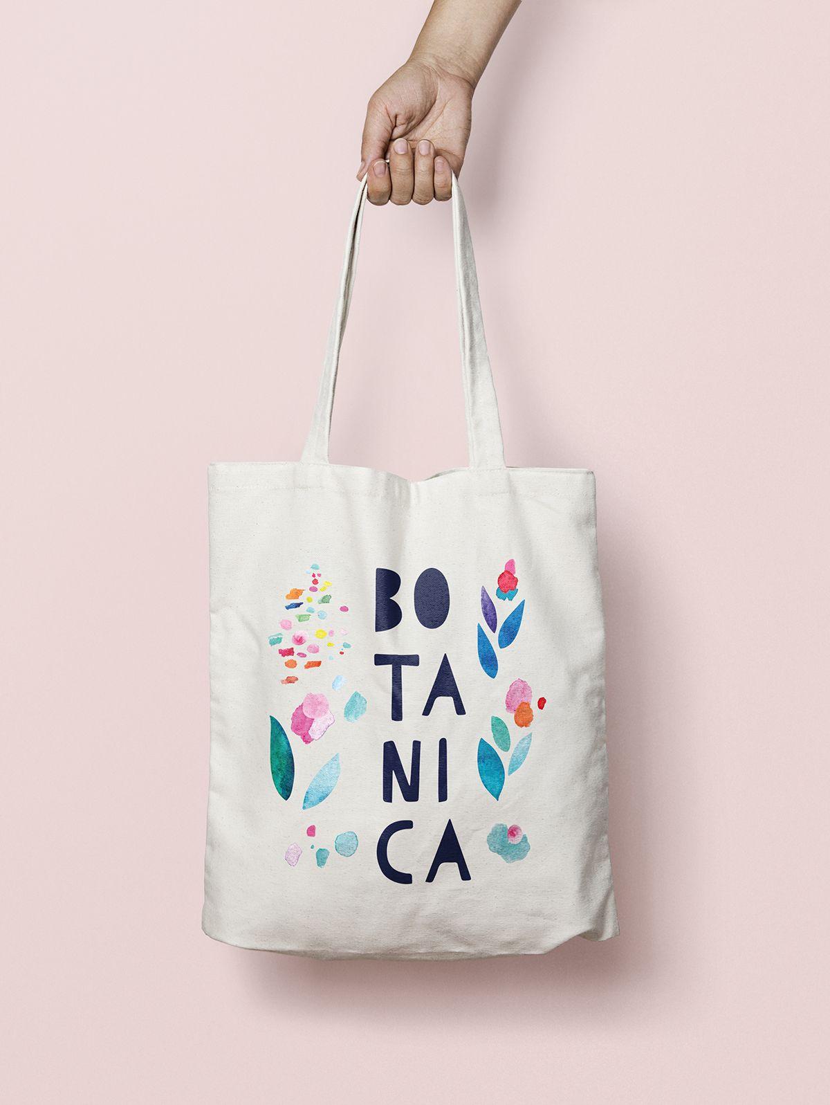 Botanica festival 活動視覺設計 | MyDesy 淘靈感