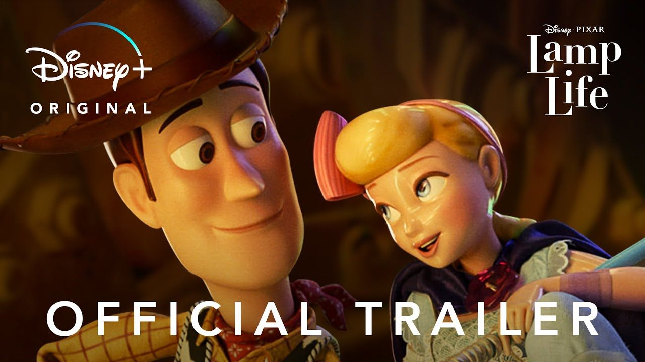 Lamp Life Official Trailer Disney In 2020 Disney Youtube Official Trailer Best Kids Toys