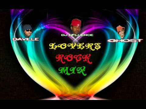 Top Love Songs of Daville & Ghost{REGGAE} Mix by DJ INFLUENCE