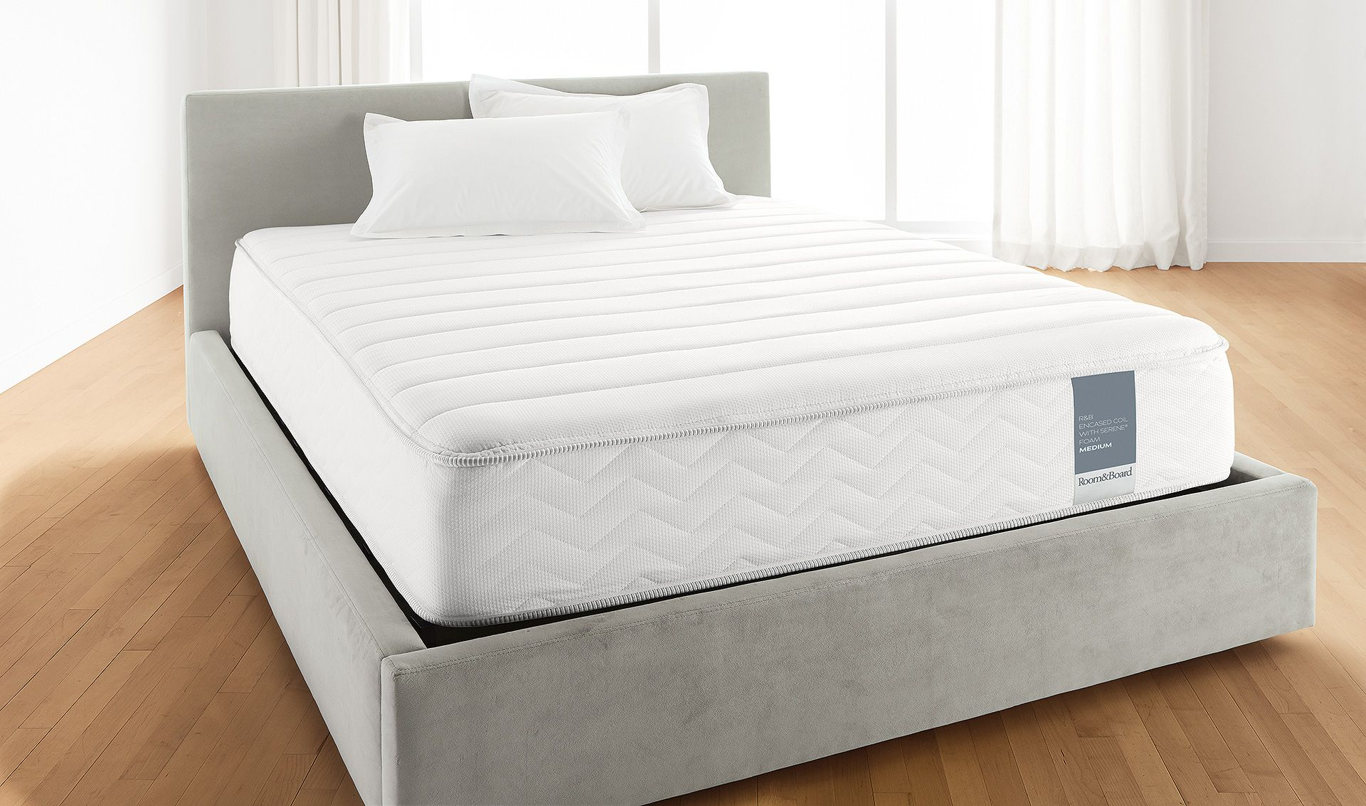 Rest Easy With Serene Foam Mattress From Mattress Redecorate Bedroom Foam Mattress