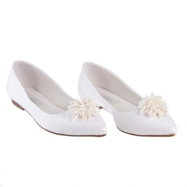 Lindas Sandalias Sapatilhas E Sapatos Para Noivas E Festas Mais